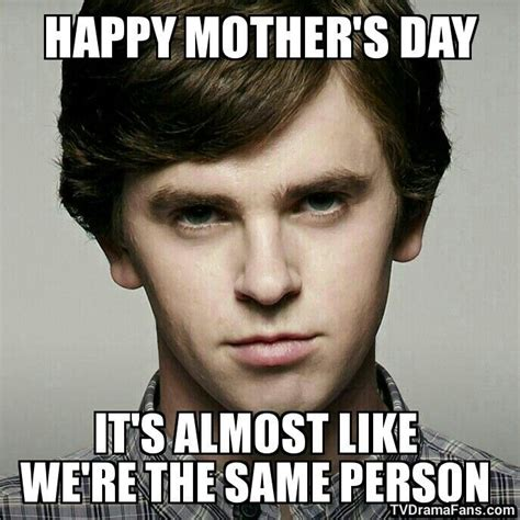 Morhers Day Meme - bates motel meme norman freddie highmore mother s
