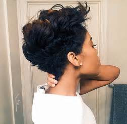 tappered pixie hairstyles for black 20 sassy and sexy black pixie cuts