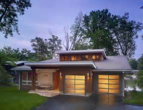 midcentury modern house mid century modern lake house modern exterior dc