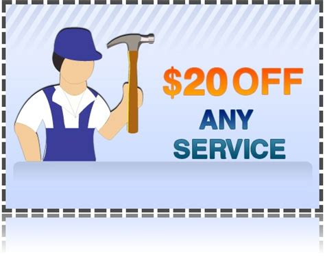 Norwalk La Mirada Plumbing by Get A Discount Coupon For Plumbing Hvac Services