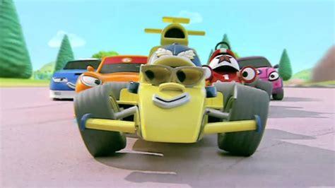 roary racing car promo