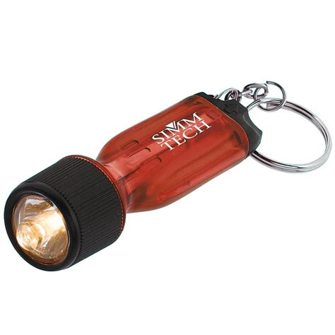 4imprint.com: Mini Flashlight Tool   Translucent   24 hr