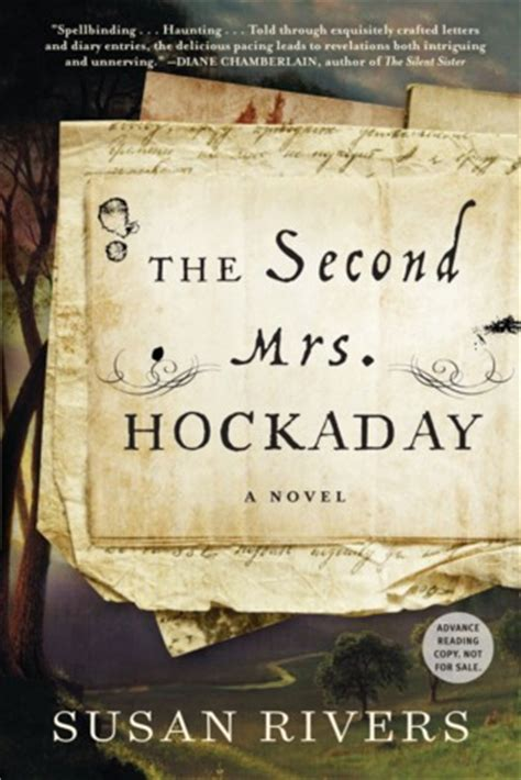 the second mrs hockaday a novel books the second mrs hockaday by susan rivers reviews
