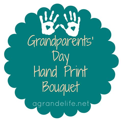 a handbook for grandparents 700 creative things to do and make with your grandchild books print bouquet for grandparent s day