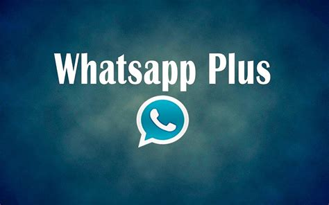 whatsapp apk 1 descargar whatsapp plus v4 16 apk gratis mira c 243 mo hacerlo