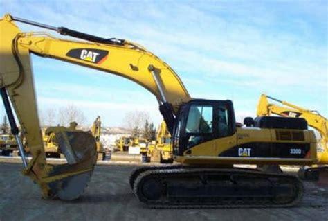sell  cat  dl hydraulic excavator