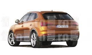 Next Generation Audi Q3 Next Generation Audi Q3 Rendering