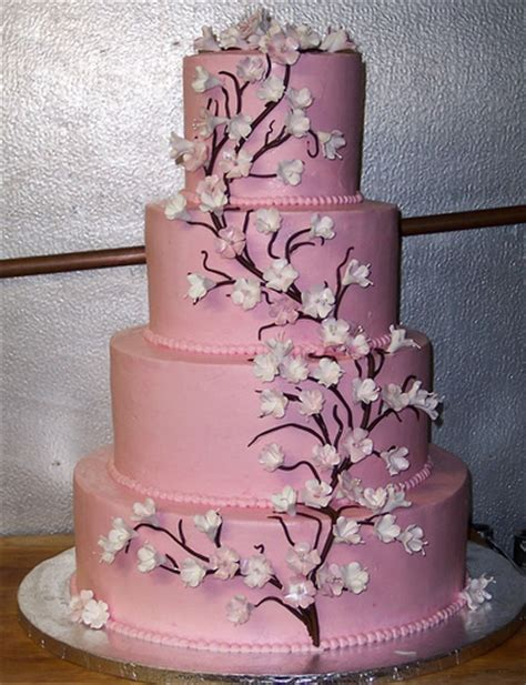 Hochzeitstorte Pink by Pink Are My Wedding Colors How Would My Wedding Cake