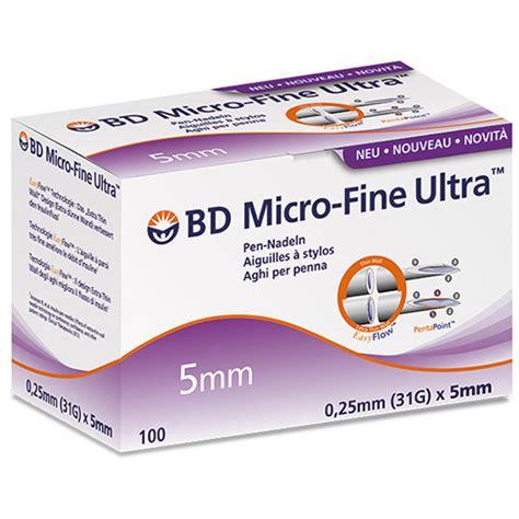 Bd Micro 5mm bd micro ultra 5 mm shop apotheke