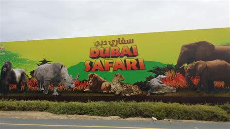 emirates zoo dubai emirate s newest attraction dubai safari opens bahrain