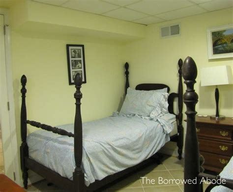 let s do it in my twin bed guest room part 3 re sizing bed frames the borrowed