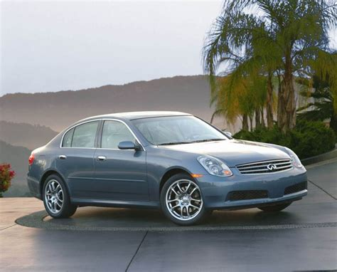 Infinity G35 2005 by 2005 Infiniti G35 Sedan Pictures Photos Gallery