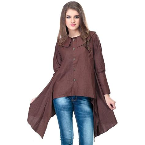 Supplier Dress Katun Chandis By Ootd jual dress atasan wanita trendy inficlo srs 933 coklat katun di lapak adfan galeri adfanholdings