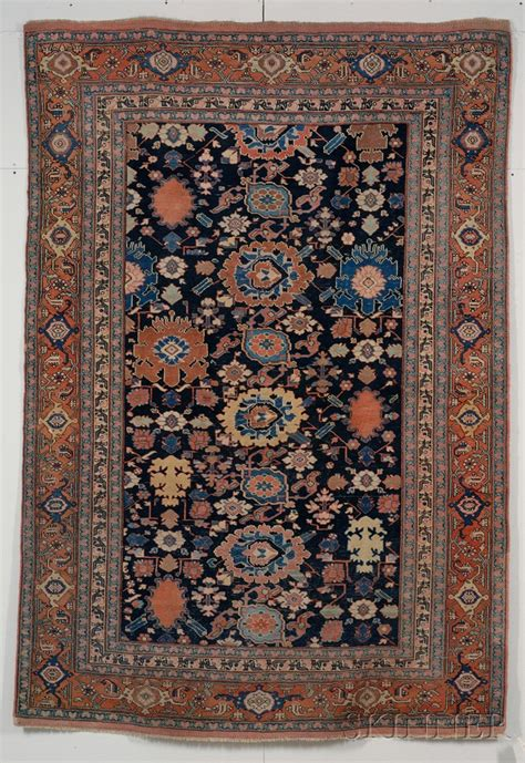 Bidjar Rug by Bidjar Rug Sale Number 2522b Lot Number 133 Skinner