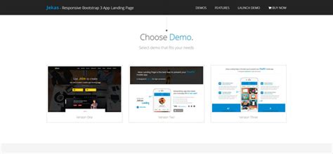 Best Bootstrap Landing Page Templates Code Geekz Best Bootstrap Landing Page Templates