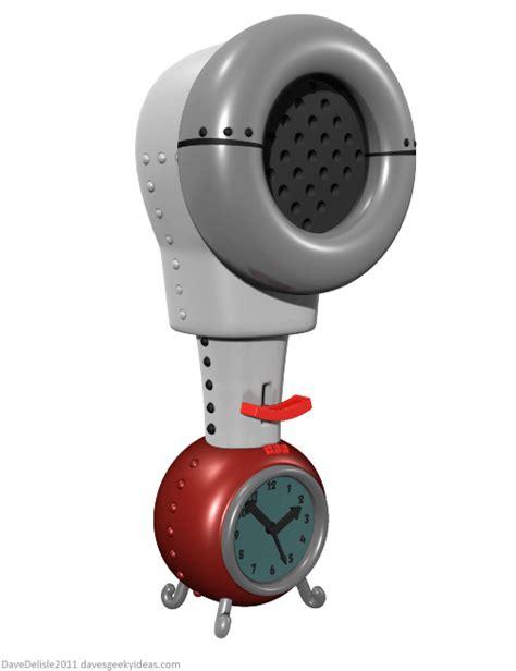 spongebob squarepants alarm clock dave s geeky ideas