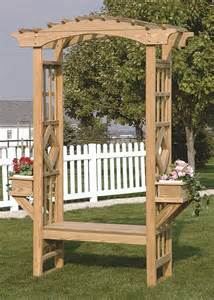 wooden trellis outdoor wooden garden arbor trellis arches bench amish