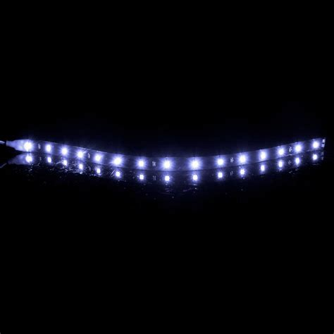 rv led strip lights 4ft white rv cer interior led light strip floor ceiling