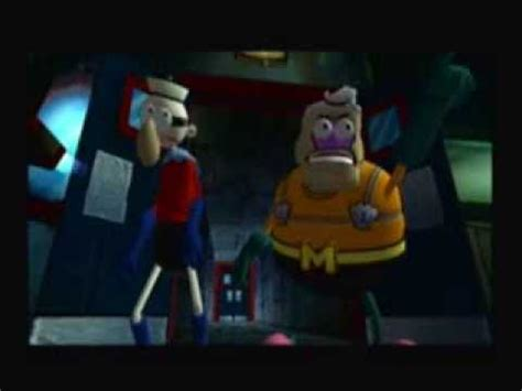 spongebob squarepants: lights, camera, pants! story mode