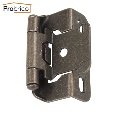 probrico self kitchen cabinet hinges antique bronze