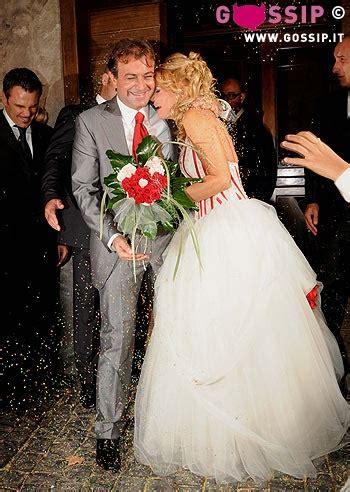 stefano fiore sposato patrizia pellegrino e stefano todini sposi foto e gossip