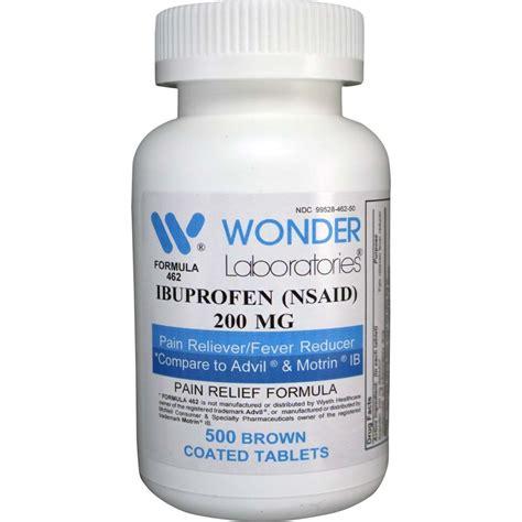 Obat Ibuprofen 200 Mg ibuprofen 200 mg 4625 ebay