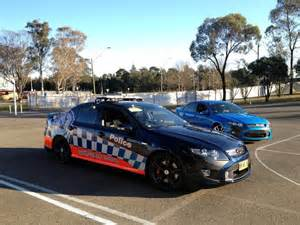 new highway patrol cars nsw nsw traffic and highway patrol command fpv fa