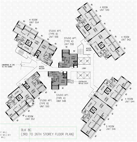 city view boon keng floor plan 8c upper boon keng road s 383008 hdb details srx property