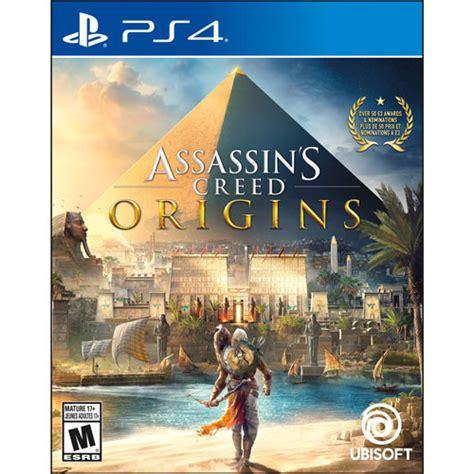 Kaset Ps4 Assassin S Creed Origins Assassin S Creed Origins Ps4 Playstation 4
