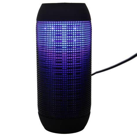 New Wireless Speaker Bluetoot Ws 1515bt new portable pulse led light stereo wireless bluetooth