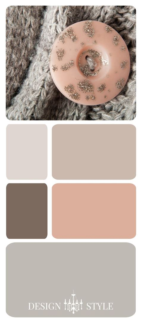 pink and brown color scheme 25 best ideas about gray and brown on pinterest gray