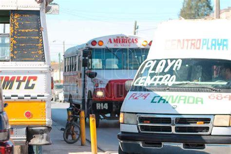 transporte en matamoros tamaulipas mexico hoy tamaulipas soportan concesionario del transporte en