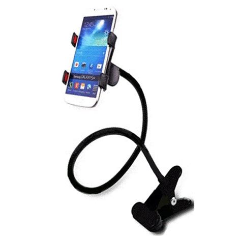 Phone Holder Stand Lazypod Mobile Phone Monopod Tripod 8 1 lazypod mobile phone monopod tripod 8 1 black