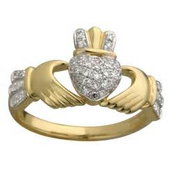 clatter ring 14k gold claddagh ring 14ct gold claddagh ring