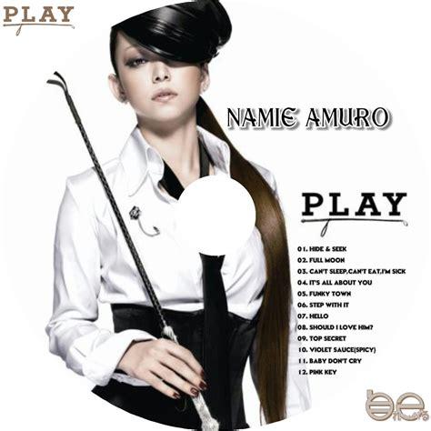 Amuro Namie Play by 自己れ べる 安室奈美恵 Play