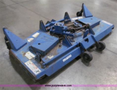 boat auction park city ks new holland 914a belly mower no reserve auction on