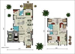 Floor Plans Designs Berkeley Option 7