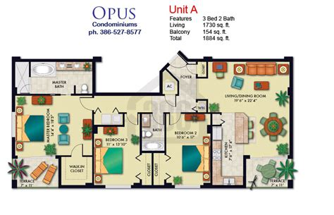 beach condo floor plans opus condo floor plans daytona beach shores condos