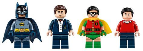 Lego Original Minifigure Batman Series the lego classic tv series batcave has all the 60s batman