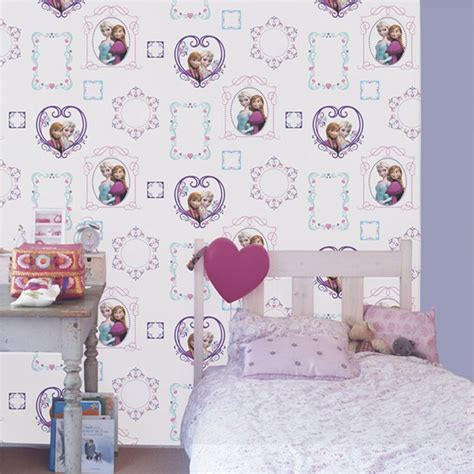 disney frozen wallpaper for bedroom disney frozen wallpaper frames with anna and elsa