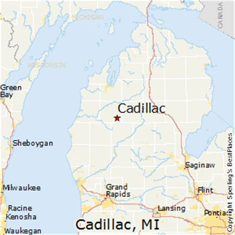 Cadillac Mi Zip by Best Places To Live In Cadillac Michigan
