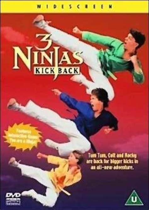 ninja in vacanta film 3 ninjas knuckle up 1995 ninja in vacanta descarcă