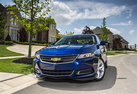 2016 chevrolet impala gm authority