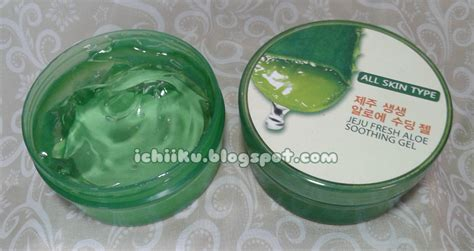Harga Nature Republic Aloe Vera Yg Asli jeju fresh aloe soothing gel k review pejalan