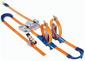 Hot Wheels® Track Builder Total Turbo Takeover?   Shop Hot