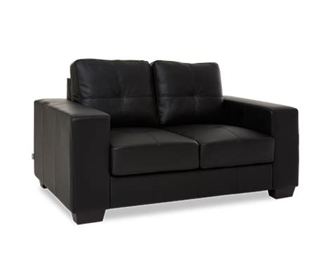 black two seater sofa black leather 2 seater sofa brokeasshome com