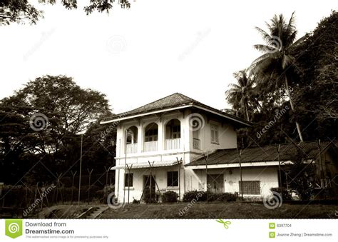 old style l post old colonial style post office stock images image 6397704