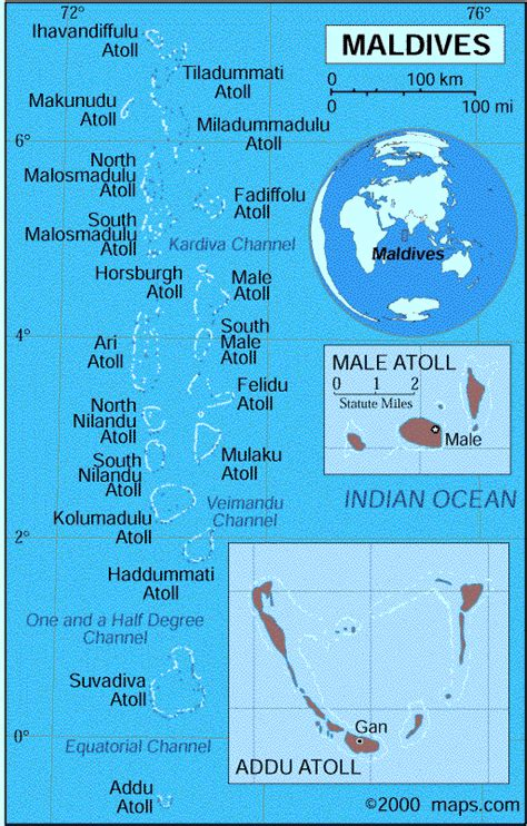 maldives map in the world maldives map political regional maps of asia regional