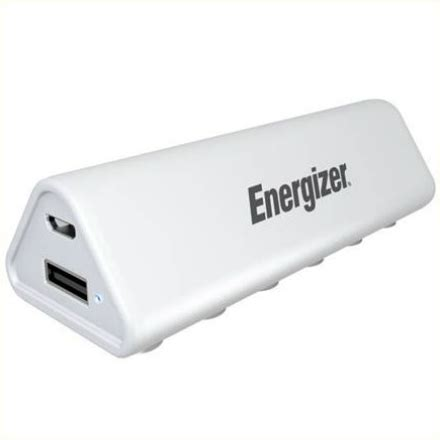 Power Bank Energizer etisalat energizer power bank xp2200 white micro product