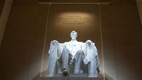 lincoln memorial lincoln memorial washington r 233 servez des tickets pour
